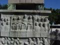 Istanbul - Ippodromo - Base obelisco Teodosio lato NO sopra.jpg