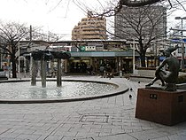 Itabashi station east-exit.jpg