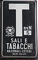 Italy Tobacco shop sign 01.JPG