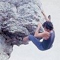 Ivano Ghirardini, alpiniste, guide de haute montagne, Grimpeur, Alpes de Haute Provence, Chateau Arnoux, Saint Jean, Rochers des Moures, 04.jpg