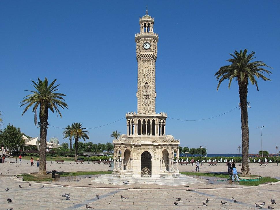Izmir, torre dell'orologio 03