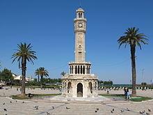 İzmir Clock Tower (1901)