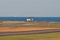 JAC DHC8-400(JA849C) approach @KMI RJFM (2120213541).jpg