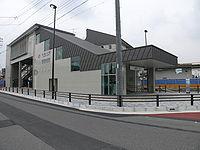 JR Central of Kisogawa Station 04.JPG