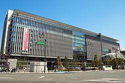 博多口・駅ビル(JR博多シティ)