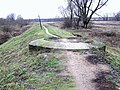 Jabłonna - poniemieckie stanowisko ckm z okresu II wojny światowej (według niektórych świadków armaty przeciwlotniczej) - panoramio.jpg