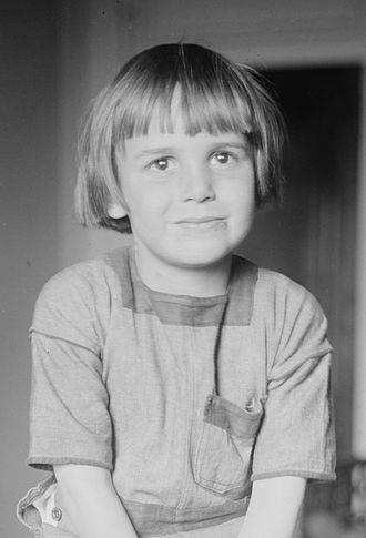Jackie Coogan - Coogan in 1920