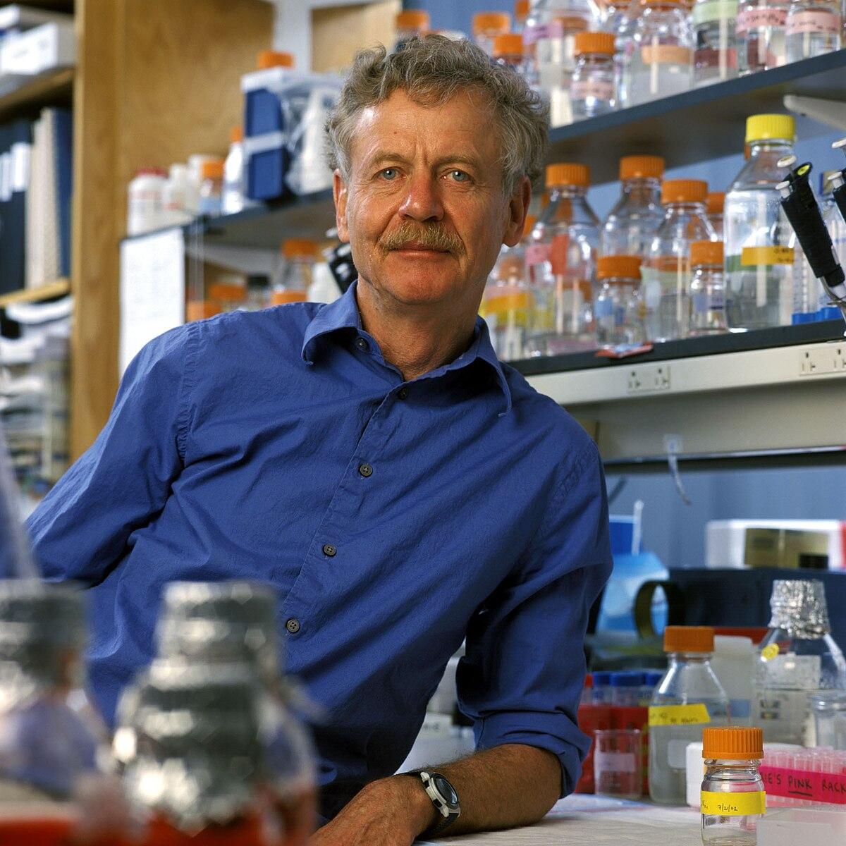 Rudolf Jaenisch Wikipedia