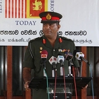 Chief of the Defence Staff (Sri Lanka) - Image: Jagath Jayasuriya