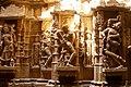 Jaisalmer, India, Jaisalmer Fort, Jain Temple, Art 4.jpg