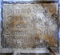 JamesCourtenay Died1592 CheritonFitzpaineChurch Devon.PNG