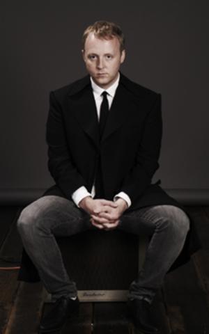 James McCartney - Image: James Mc Cartney photoshoot