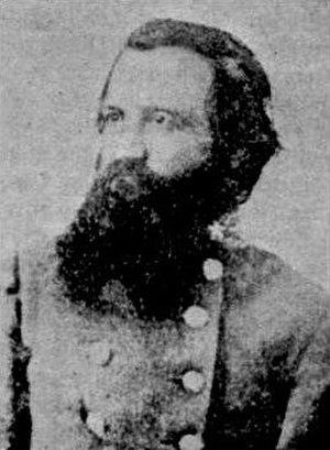 18th Arkansas Infantry Regiment (Marmaduke's) - Colonel (later Brig. Gen.) James Argyle Smith, Commander 3rd-5th Confederate Infantry Regiment