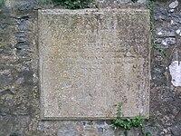 James Dunlop's memorial, Dundonald