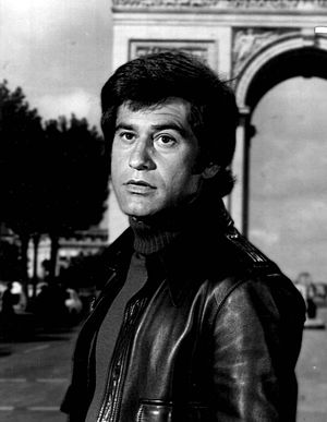 James Farentino - Farentino in Cool Million, 1972.