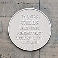 James Gibbs plaque.jpg