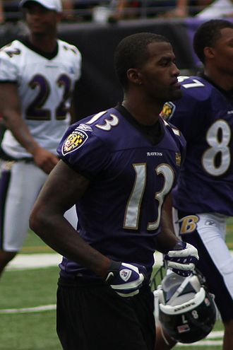 James Hardy (American football) - Hardy with the Ravens in 2011