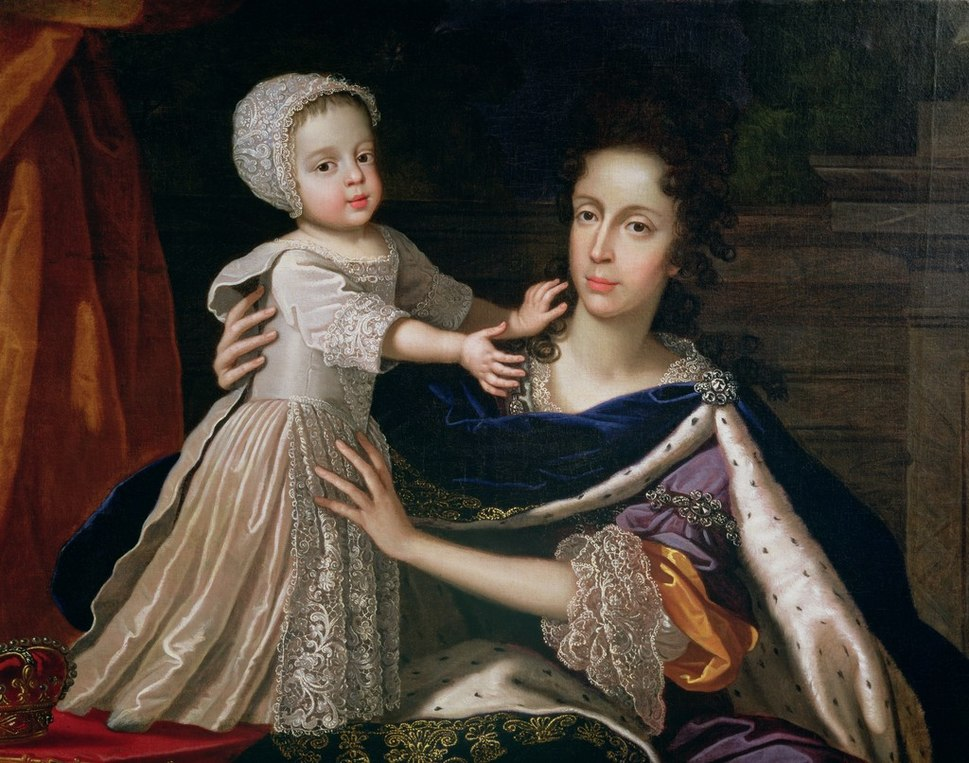 James III and Mary of Modena