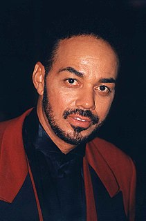 James Ingram American singer, songwriter, record producer and instrumentalist