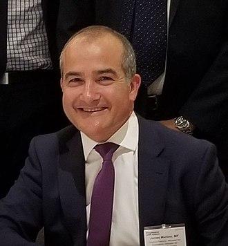 Deputy Premier of Victoria - Image: James Merlino