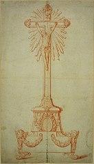 Design for a crucifix