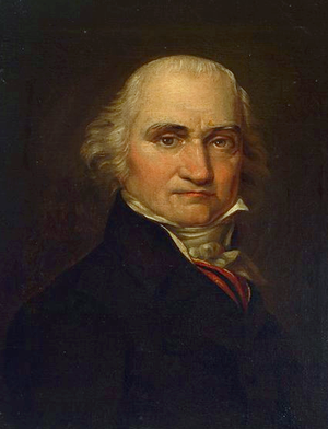 Jan Śniadecki - Jan Śniadecki (1823 painting by Jan Rustem)