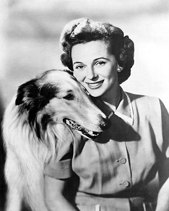 Jan Clayton - Clayton was one of the original stars of the classic TV show Lassie, playing Ellen Miller from 1954 to 1957.