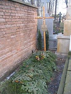 Nagrobek Jana Tadeusza Stanisławskiego na Cmentarzu Powązkowskim w Warszawie