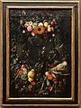 Jan davidsz. de heem, composizione di frutta e fiori con bicchiere di vetro.jpg