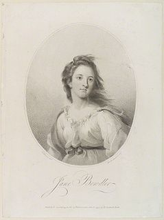 Jane Bowdler British writer