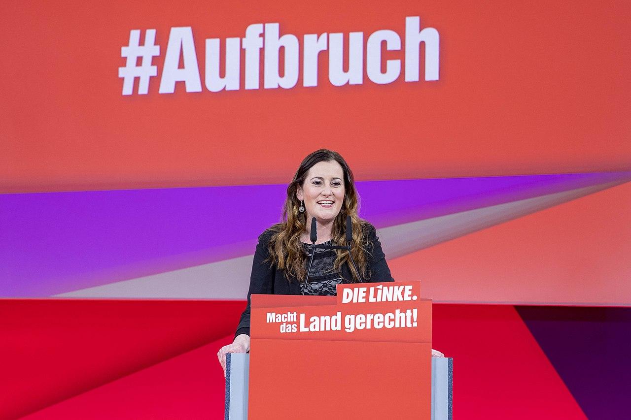 Janine Wissler 2 - 2021-02-27 Digitalparteitag Die Linke 2021 by Martin Heinlein.jpg