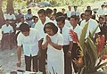 Japanese group offering prayers at World War II memorial in Palau.jpg