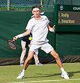 Jared Donaldson 2, 2015 Wimbledon Qualifying - Diliff.jpg