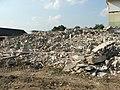 Jasło - Rozbiórka starego budynku przy ul. Jana Pawła II (471486646).jpg