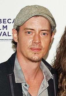 Jason London på Tribeca Film Festival 2008.