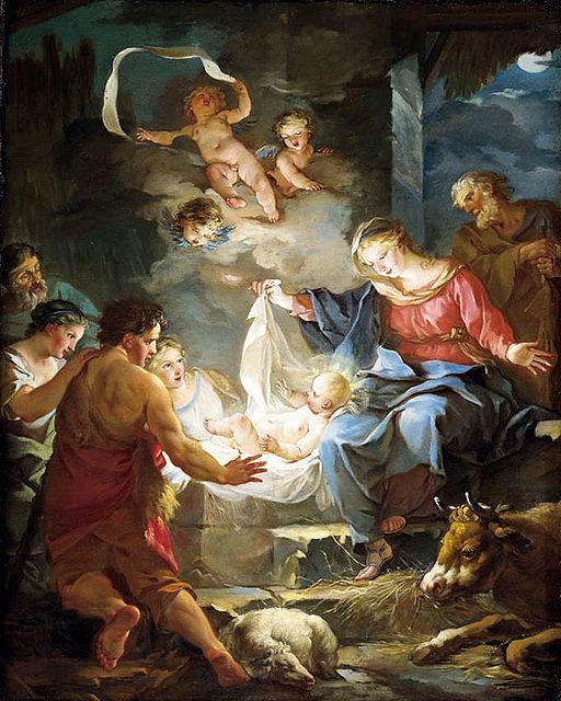 Jean-Baptiste Marie Pierre - Nativity - WGA17676