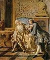 Jean-François de Troy - The garter.jpg