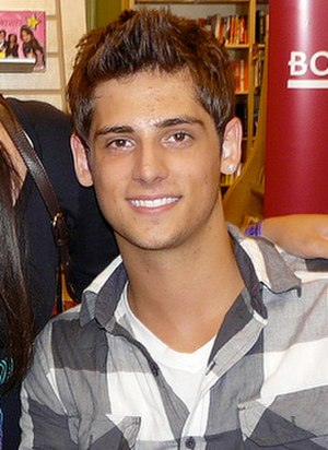 Jean-Luc Bilodeau - Bilodeau at 16 Wishes event at Borders in 2010