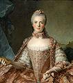 Jean-Marc Nattier, Madame Adélaïde de France faisant des nœuds (1756) - 002.jpg
