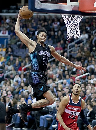 Jeremy Lamb - Lamb with the Hornets in February 2018