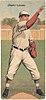 Jerry Downs-Fred Odwell, Columbus Team, baseball card portrait LCCN2007683897.jpg