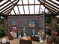 Jesus in a Manager - Taken on the Tuesday, 29th December 2009. - panoramio.jpg