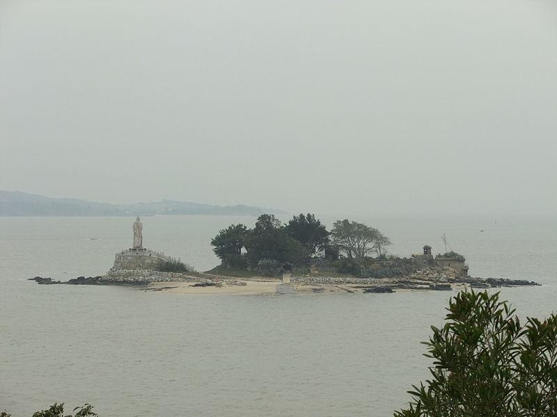 Jiangong Island - DSCF9484.JPG