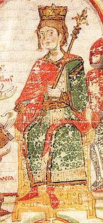 Henry VI, Holy Roman Emperor 12th century Hohenstaufen Holy Roman Emperor