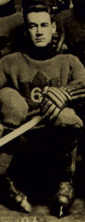 Jocko Anderson - Anderson in 1916 with the Winnipeg 61st Battalion.