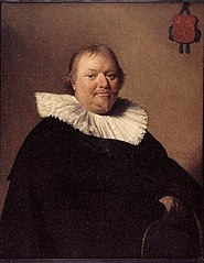 Portrait of Anthonie Charles de Liedekercke