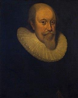 John Erskine, Earl of Mar (1558–1634) Scottish politician