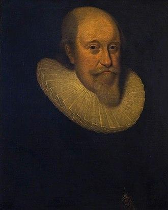 John Erskine, Earl of Mar (1558–1634) - Portrait of John Erskine, 2nd Earl of Mar.