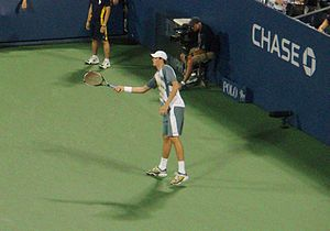 John Isner - John Isner at the 2007 US Open