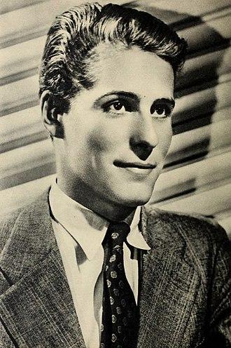 John Justin - pictured in 1940